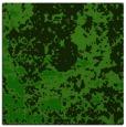 rug #1084830 | square green damask rug
