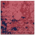 rug #1084866   square pink faded rug