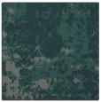 rug #1084902 | square green damask rug
