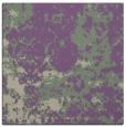 rug #1084954 | square purple faded rug