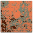 rug #1084987 | square faded rug