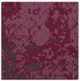rug #1085006 | square purple faded rug