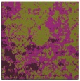 rug #1085010 | square purple faded rug