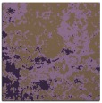rug #1085014 | square purple faded rug