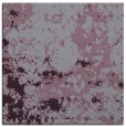rug #1085018 | square purple damask rug