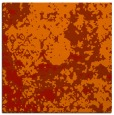 rug #1085026   square orange faded rug
