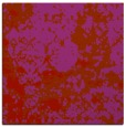 rug #1085034 | square red faded rug