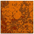 rug #1085038 | square red-orange traditional rug
