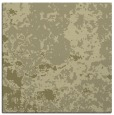 rug #1085110 | square light-green damask rug