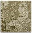 rug #1085118 | square light-green faded rug