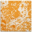 rug #1085130 | square light-orange faded rug