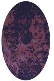 rug #1085239 | oval traditional rug