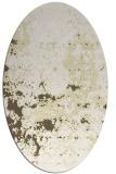 rug #1085460 | oval traditional rug