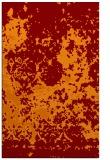 rug #1085710 |  orange faded rug