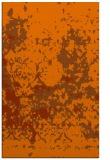 rug #1085774 |  red-orange traditional rug