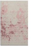 rug #1085862    pink faded rug