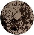 rug #1085886 | round beige popular rug