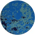 rug #1085907 | round faded rug