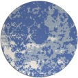 rug #1085923 | round faded rug