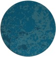 rug #1085926 | round faded rug