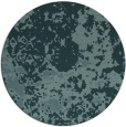 rug #1085950 | round traditional rug