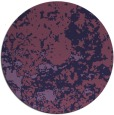 rug #1085977 | round faded rug