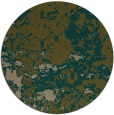 rug #1085991 | round damask rug