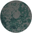rug #1086007 | round traditional rug