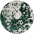 rug #1086010 | round faded rug