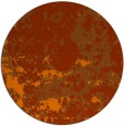 rug #1086143 | round traditional rug