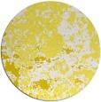 rug #1086169 | round damask rug
