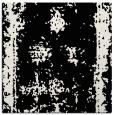 rug #1086614 | square white damask rug