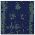 rug #1086650 | square blue borders rug