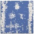 rug #1086658 | square blue borders rug