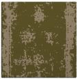 rug #1086726 | square brown damask rug
