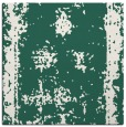 rug #1086746 | square blue-green faded rug