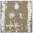 rug #1086770 | square mid-brown borders rug