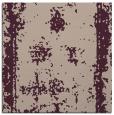 rug #1086774 | square pink damask rug