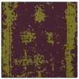 rug #1086850 | square purple traditional rug
