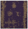 rug #1086854 | square purple damask rug