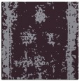 rug #1086858 | square purple faded rug