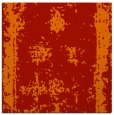 rug #1086866 | square red traditional rug