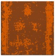 rug #1086886 | square red-orange faded rug
