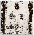 rug #1086910 | square brown faded rug