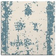 rug #1086918 | square white faded rug