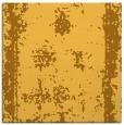 rug #1086938 | square light-orange faded rug