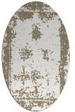 rug #1087139 | oval traditional rug