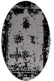 rug #1087154 | oval borders rug