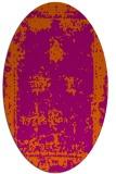 rug #1087256 | oval borders rug