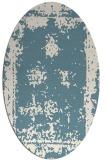 rug #1087287 | oval borders rug